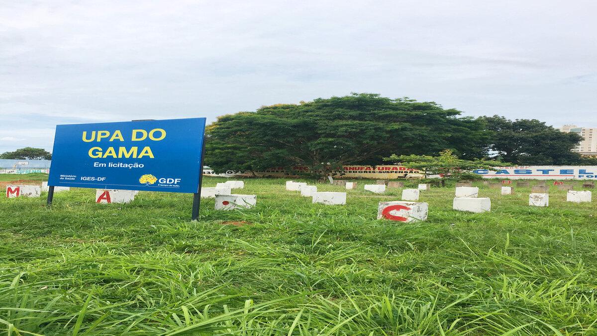 Banner UPA do Gama