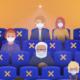 Rede de cinemas Kinoplex volta a funcionar em Brasília
