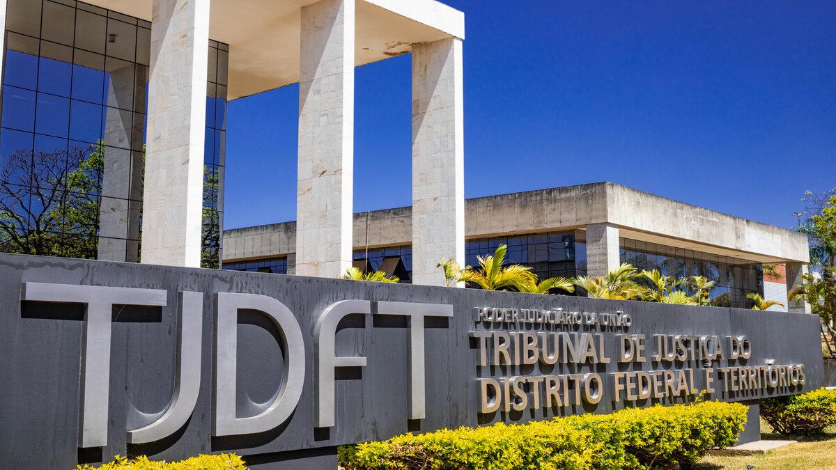 Fachada do TJDFT: magistrado Héctor Valverde Santana é eleito novo desembargador