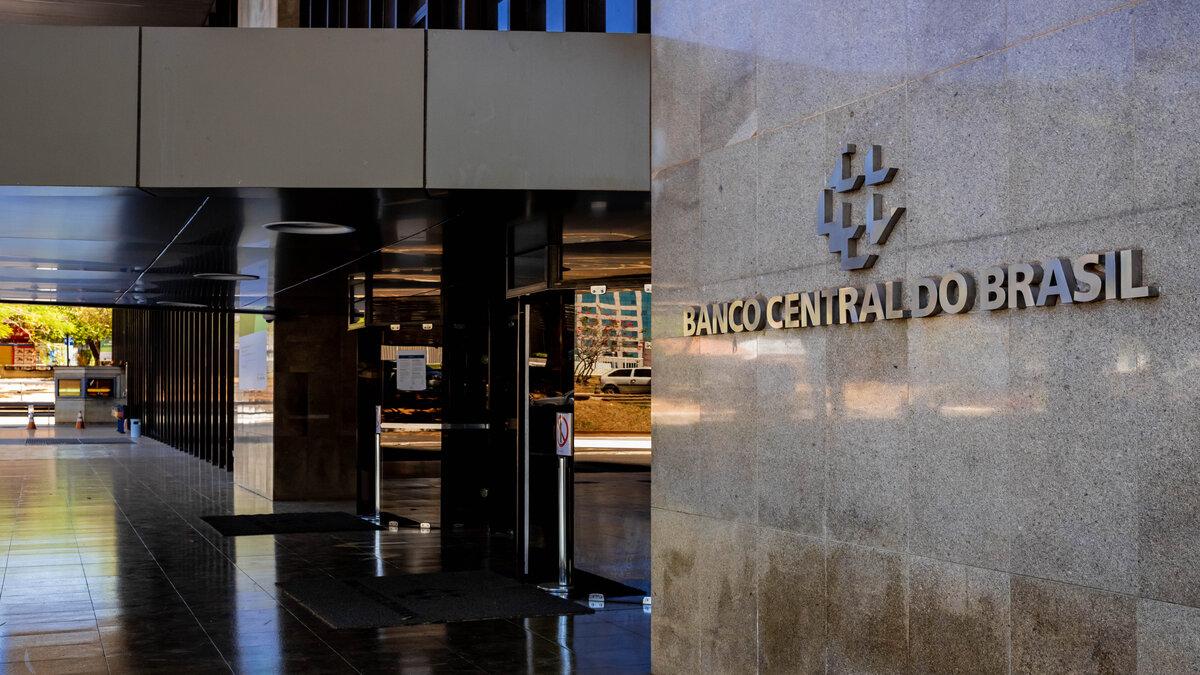 Fachada Banco Central: testes do Pix começam dia 3 de novembro