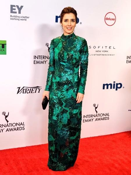 """Marjorie Estiano é indicada ao Emmy Internacional pelo papel na segunda temporada de """"Sob Pressão"""""""
