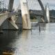 Ponte JK, local perto de onde corpo de jovem foi encontrado no Lago Paranoá