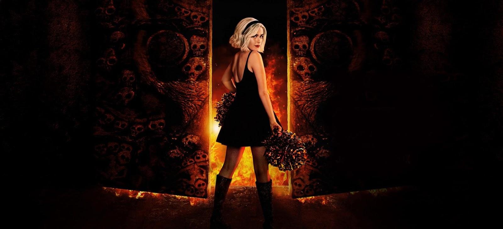 Veja trailer da 4 temporada de O Mundo Sombrio de Sabrina