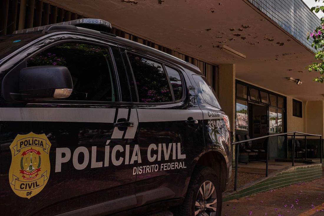 Polícia Civil e MPDFT condenam acusado de atirar contra menina de 3 anos