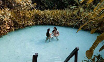 Whindersson Nunes e nova namorada em Jalapão