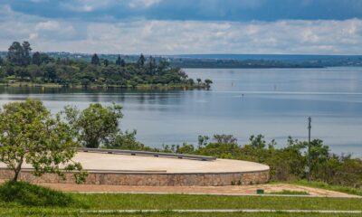 O Lago Paranoá é artificial e essa história é pouco conhecida