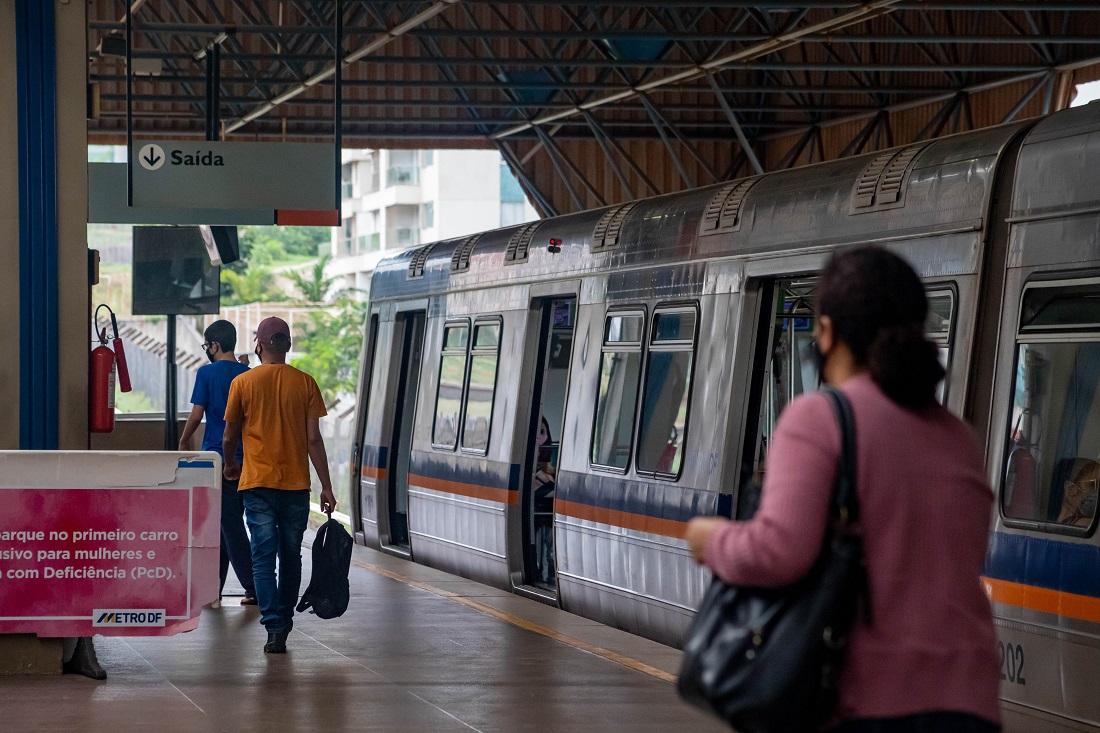 Metrô vai funcionar normalmente no feriado do Dia do Evangélico