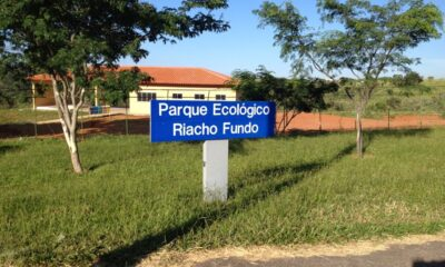 Brasília Ambiental faz fiscalização no Parque Riacho Fundo