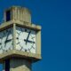 O relógio da Praça do Relógio foi um presente dado por um japonês