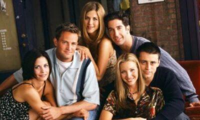 Friends deixa catálogo da Netflix