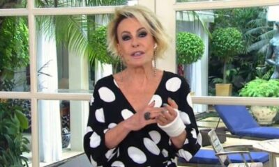 Ana Maria Braga fala sobre Síndrome do Túnel do Carpo