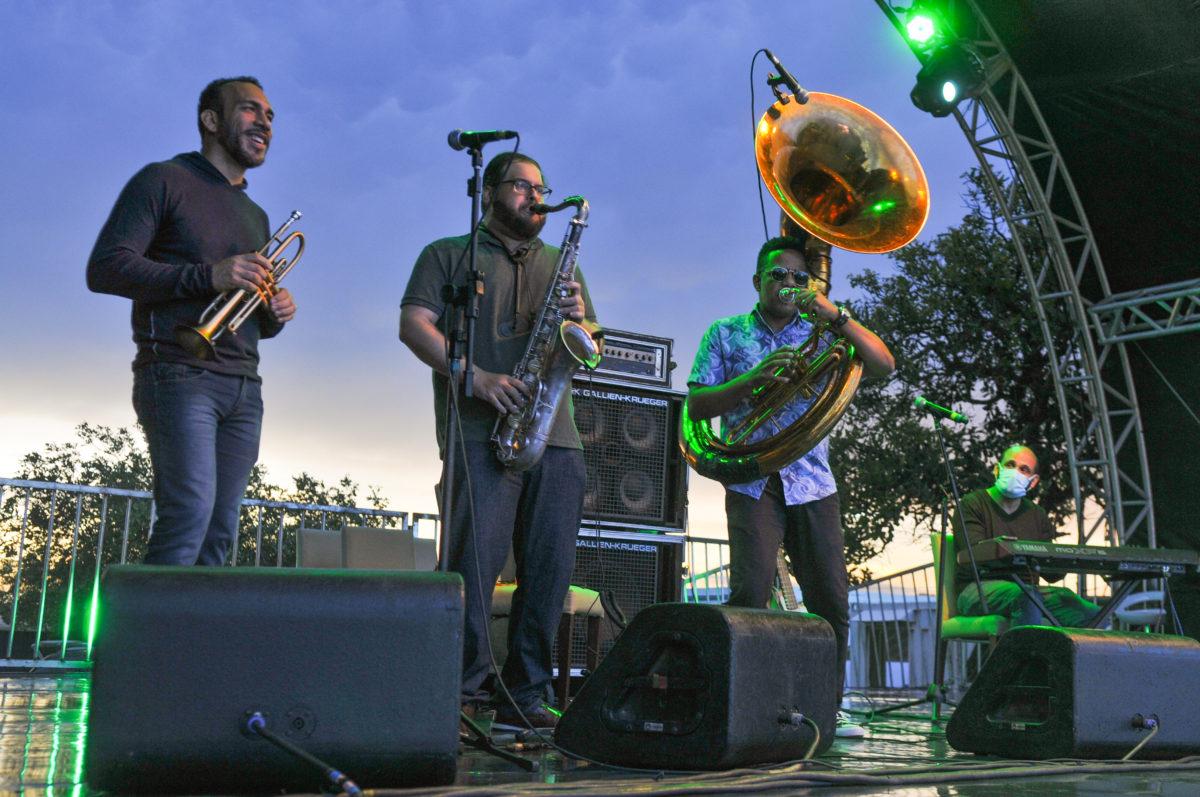 Confira a programação musical do brasília iluminada