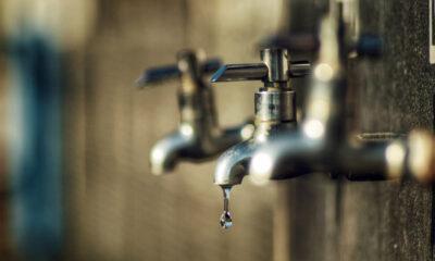 suspensão de água em Sobradinho
