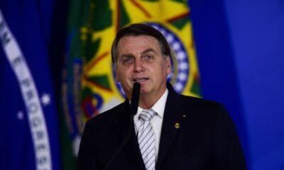 Pronunciamento de natal do presidente Jair Bolsonaro